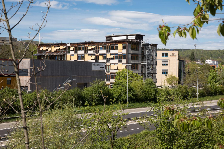 Direkte Zufahrt zum Tenum wieder geöffnet · Tenum Liestal · Erfahrene Unternehmer und Startups unter einem Dach